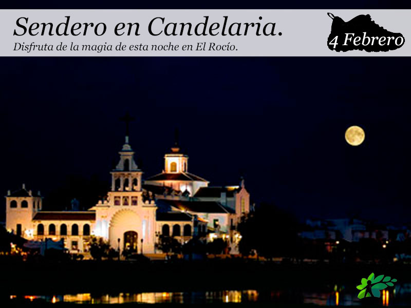 Sendero en Candelaria  | 4 de febrero