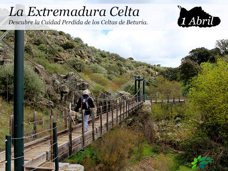 La Extremadura Celta | 1 de abril
