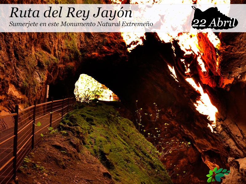 Ruta del Rey Jayón | 22 Abril