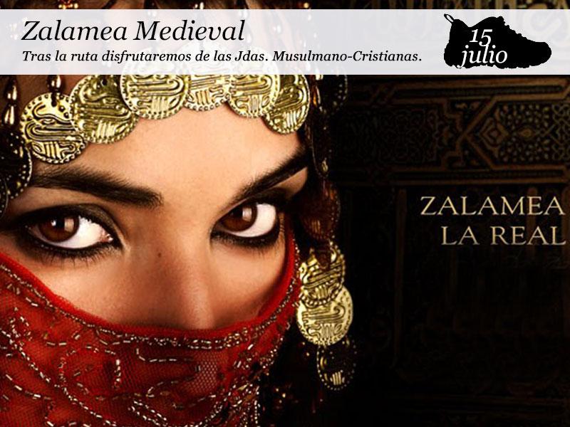 """Ruta Nocturna """"Zalamea Medieval"""""""