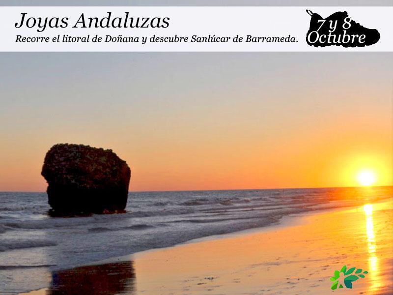 Sanlucar de Barrameda por Doñana | 7 y 8 de Octubre