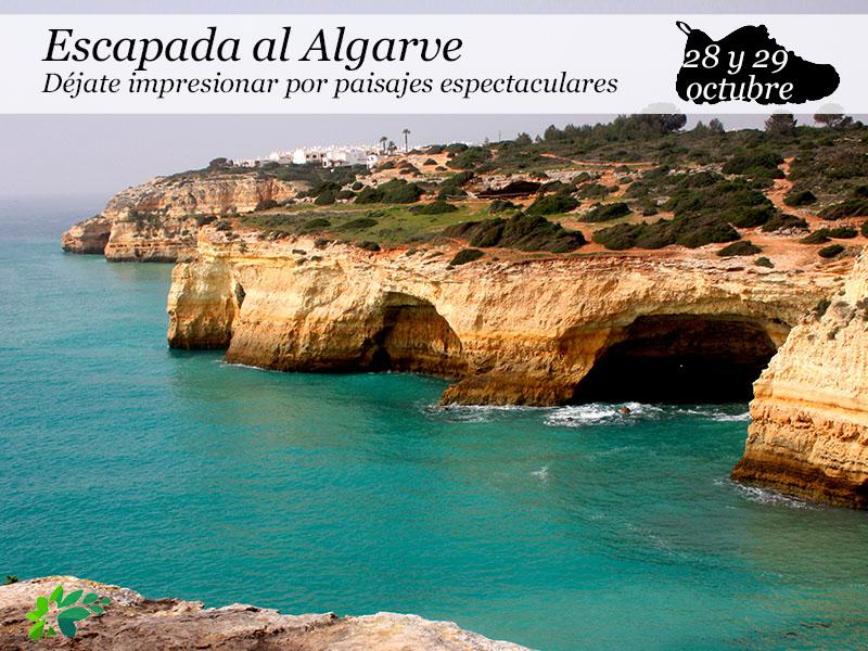 Nueva Escapada al Algarve | 28 y 29 de Octubre