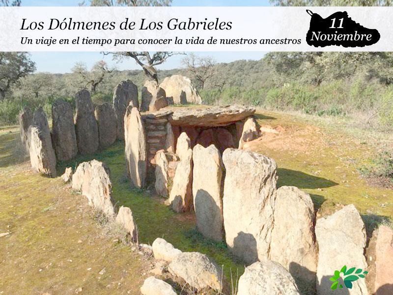 Los Dólmenes de Los Gabrieles | 11 de noviembre