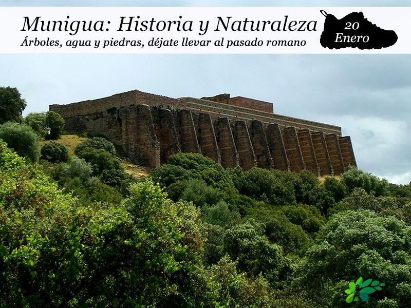 Munigua: Historia y Naturaleza | 20 de enero