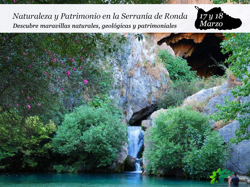 Naturaleza y Patrimonio de la Serranía de Ronda | 17 y 18 de Marzo