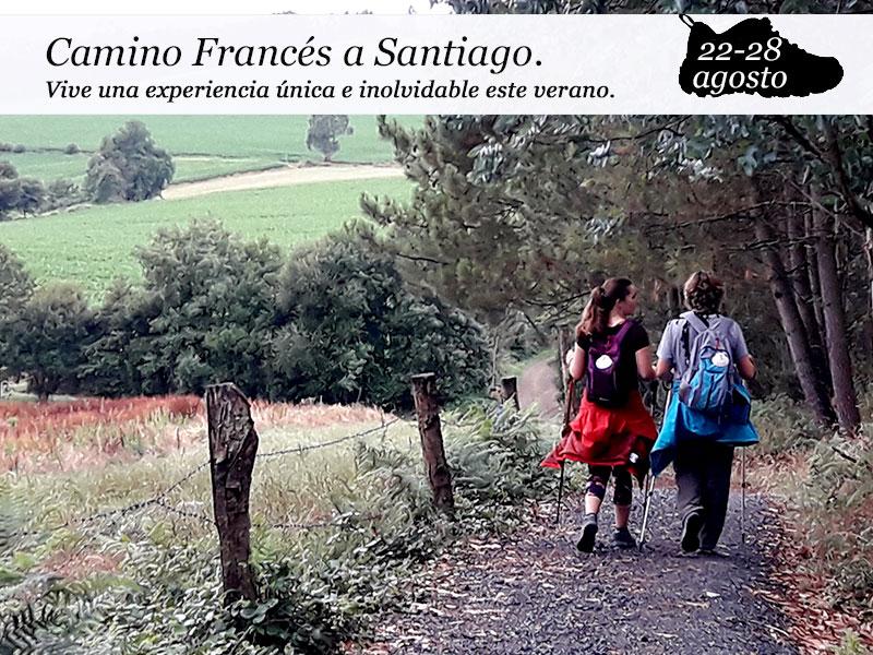 Camino de Santiago Francés| del 22 al 28 de agosto