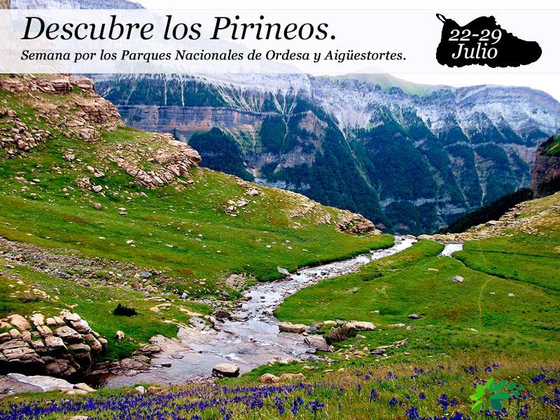Descubre Los Pirineos| del 22 al 29 de julio