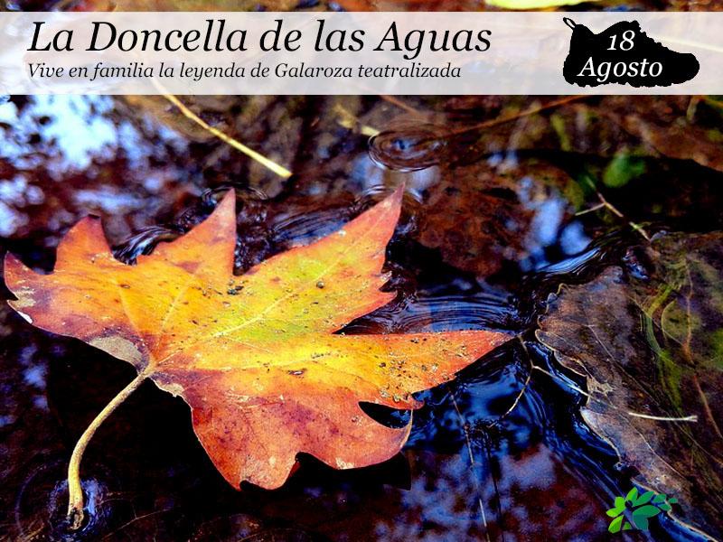 Familia al atardecer: La Doncella de las Aguas: Leyenda de Galaroza | Sábado 18 de Agosto