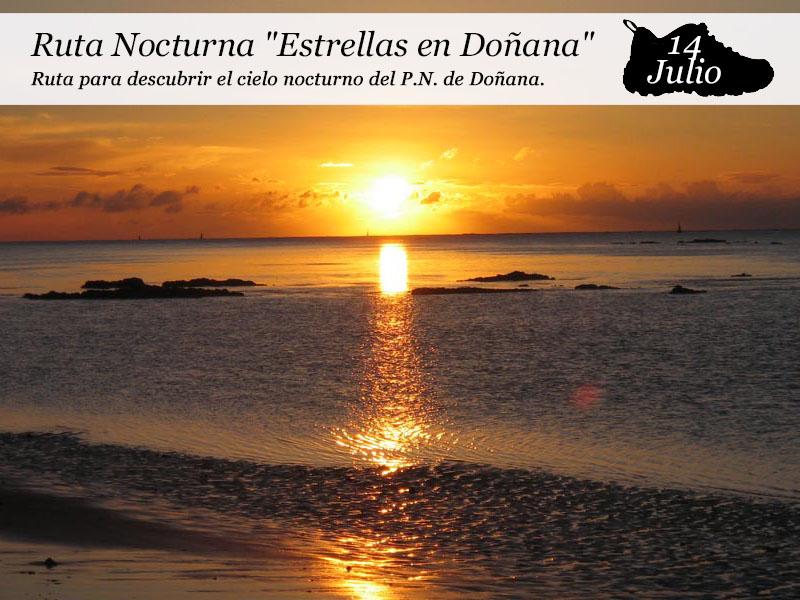 Estrellas en Doñana | Sábado 14 de Julio