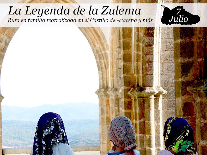 Familia al atardecer: La Leyenda de la Zulema | Sábado 7 de Julio