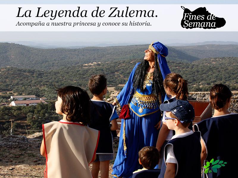 La Leyenda de Zulema | sábado 27 octubre