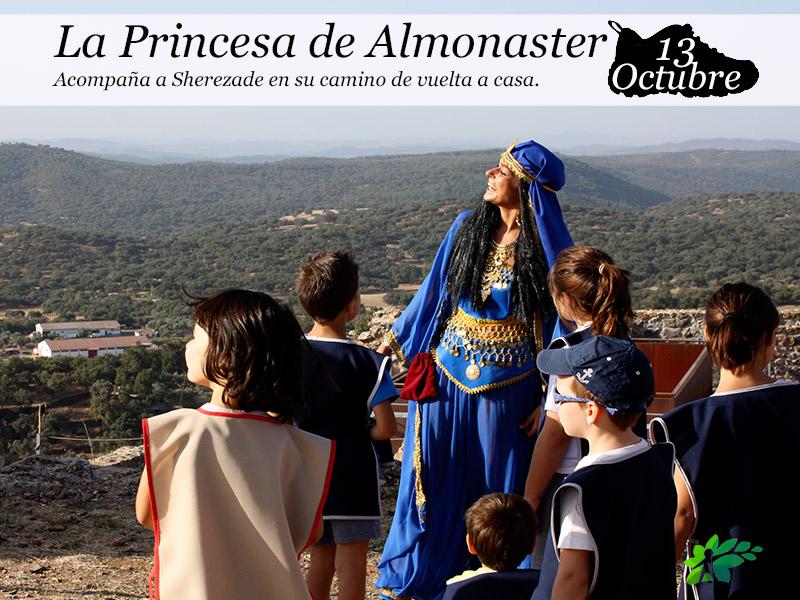 Princesa de Almonaster | viernes 13 de octubre