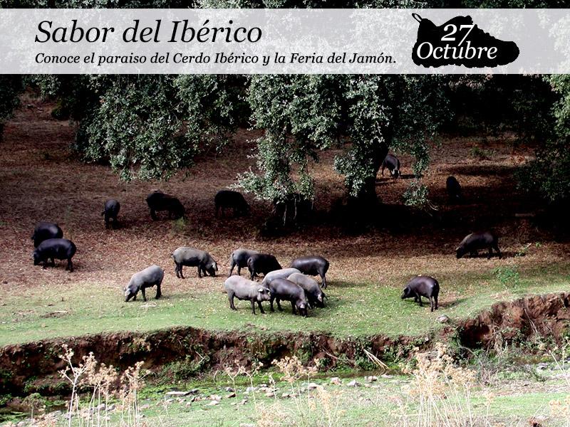 El Sabor del Ibérico | 27 de Octubre