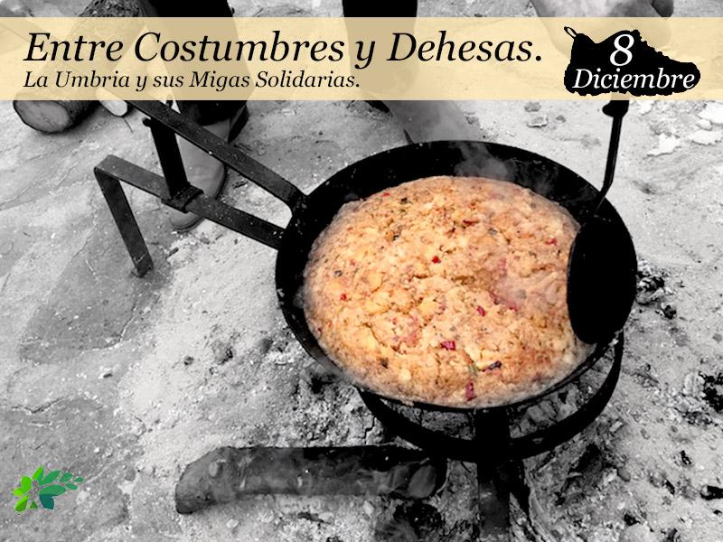 Entre Costumbres y Dehesas | Sábado 8 de Diciembre