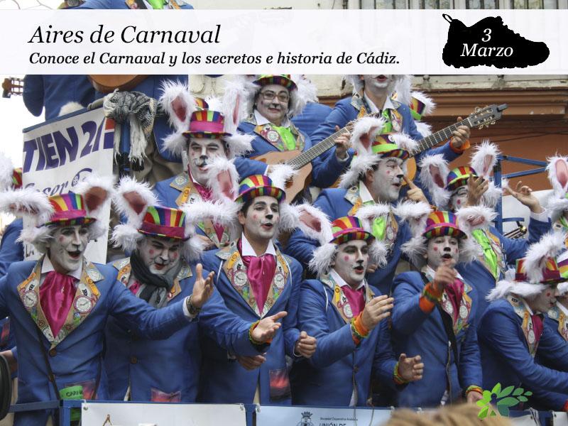 Aires de Carnaval | 3 de Marzo