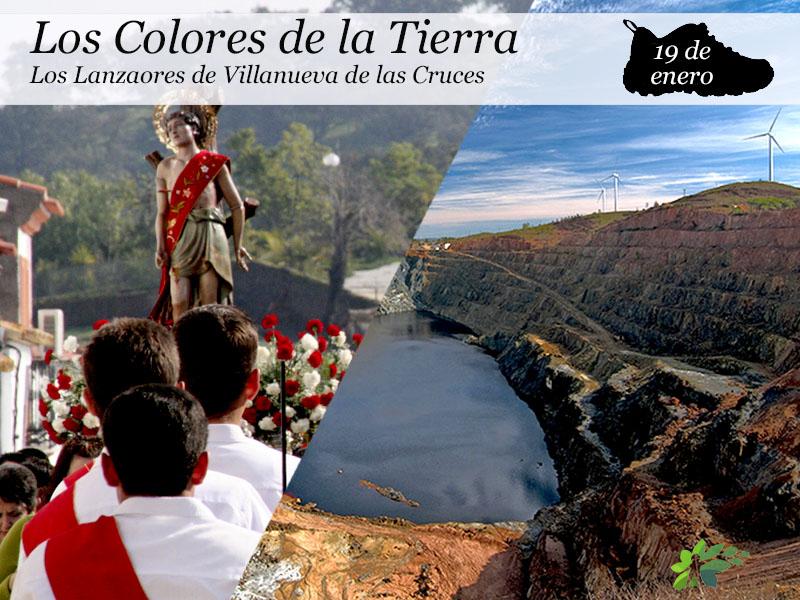 Los Colores de la Tierra |19 de Enero