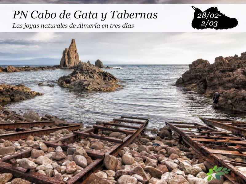 PN Cabo de Gata y Tabernas | 28 de febrero – 2 de marzo