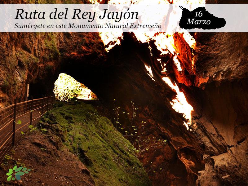 Ruta del Rey Jayón | 16 marzo