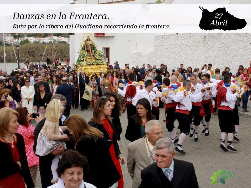 Danzas en la Frontera | 27 de Abril