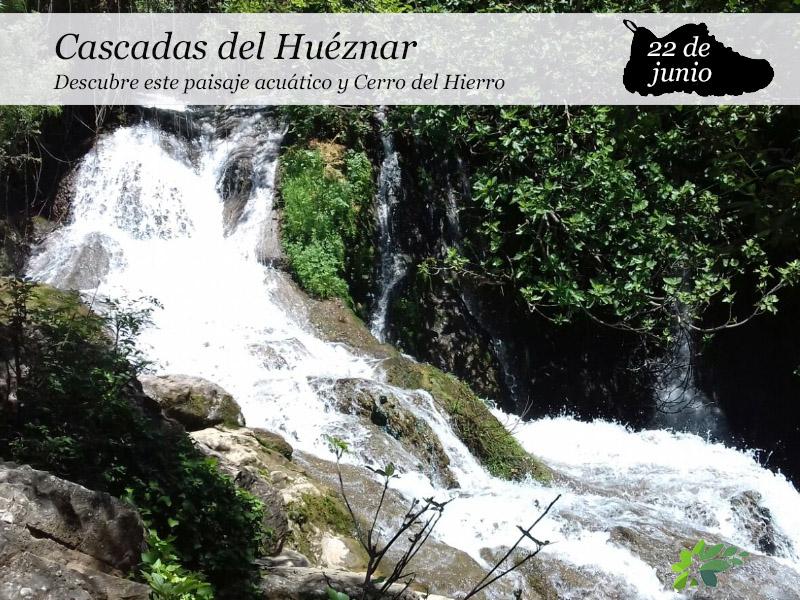 Cascadas del Huéznar y Cerro del Hierro | 22 de junio