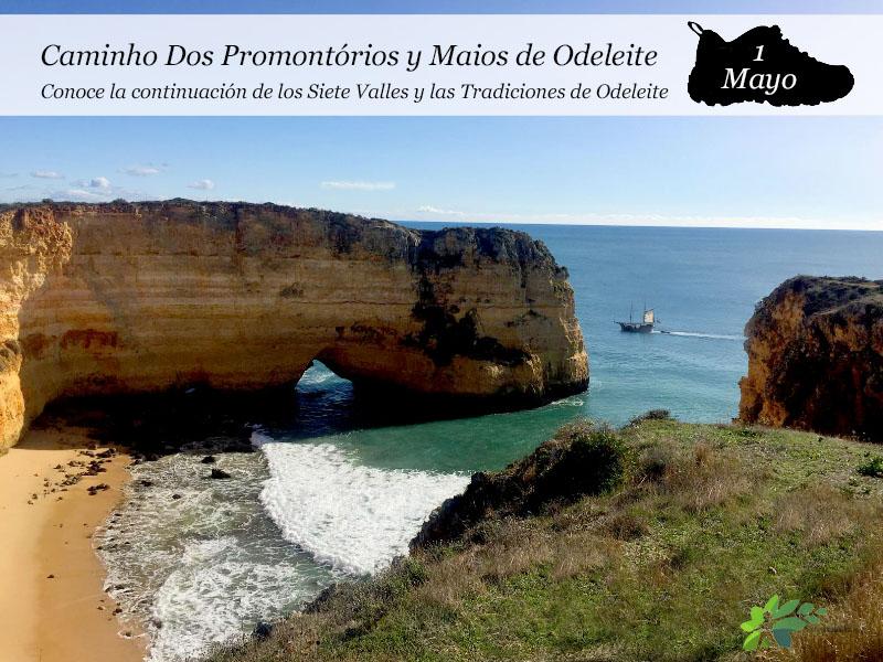 Caminho Dos Promontórios y Maios de Odeleite|1 de Mayo