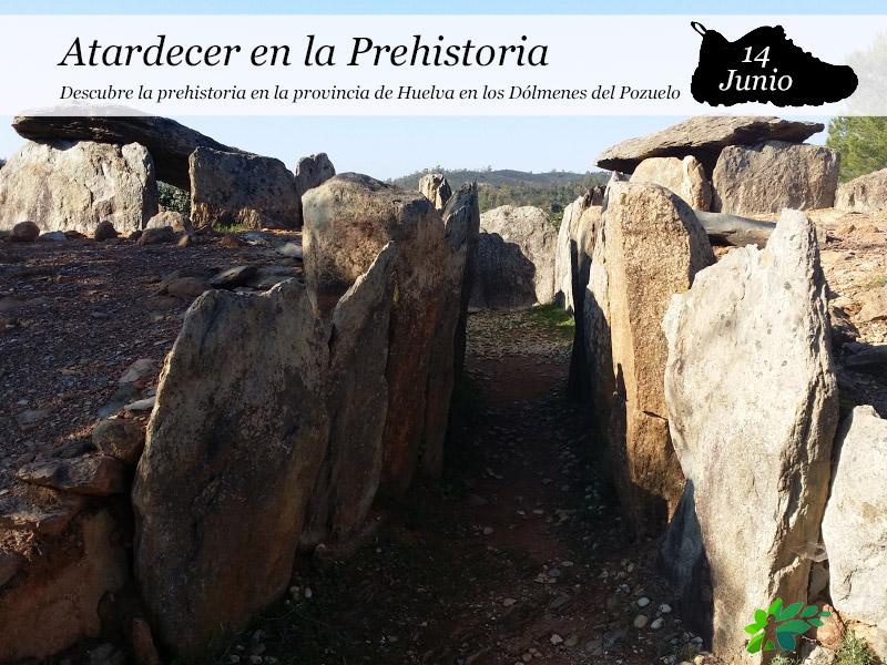 Atardecer en la Prehistoria | 14 de junio